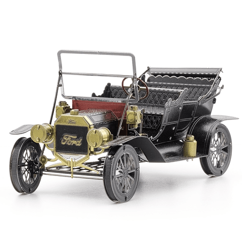 Ford T 1908 Verde Oscuro