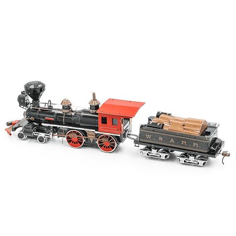 Tren Locomotora 4-4-0