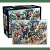 Rompecabezas de 3000 piezas DC Comics