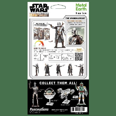 The Mandalorian Figura para armar