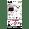 X-Wing Star Fighter Figura para armar Premium