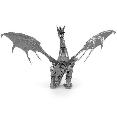 Dragón Plateado