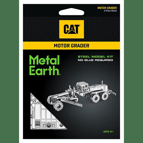 Motoniveladora CAT
