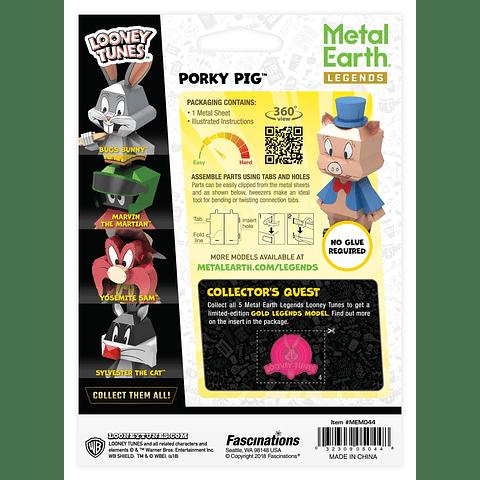 Looney Tunes Figura Porky Pig