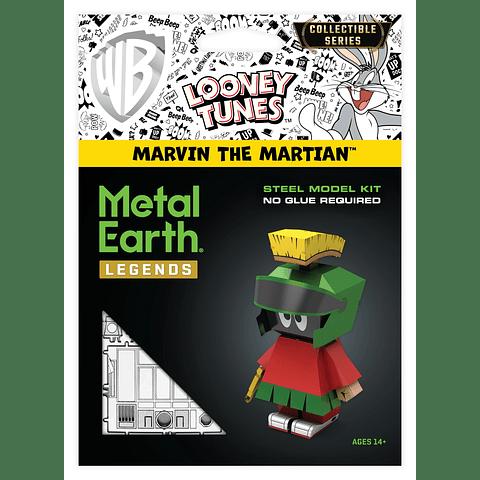 Looney Tunes Figura de Marvin El Marciano