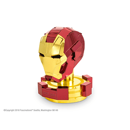 Casco de Iron Man