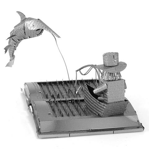 Escultura de El Viejo y el Mar