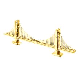 Golden Gate de San Francisco Dorado