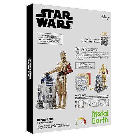 Set C-3PO & R2-D2