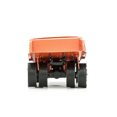 Camión Minero Naranja