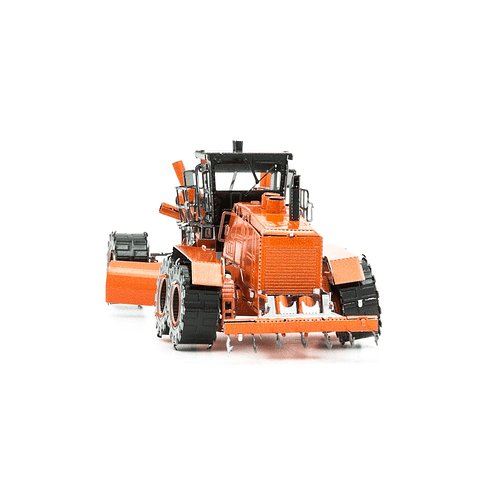 Motoniveladora Naranja