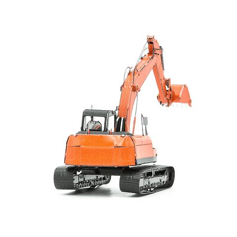 Excavadora Naranja