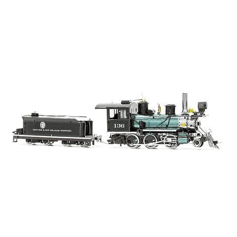 Locomotora 2-6-0