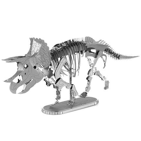Esqueleto de Triceratops