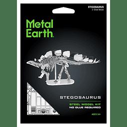 Esqueleto de Estegosaurio