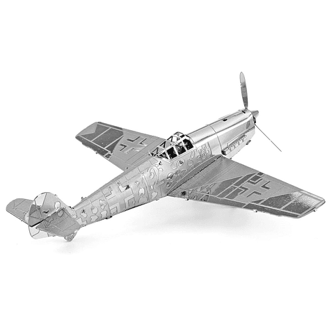 Avión Messerschmitt BF-109