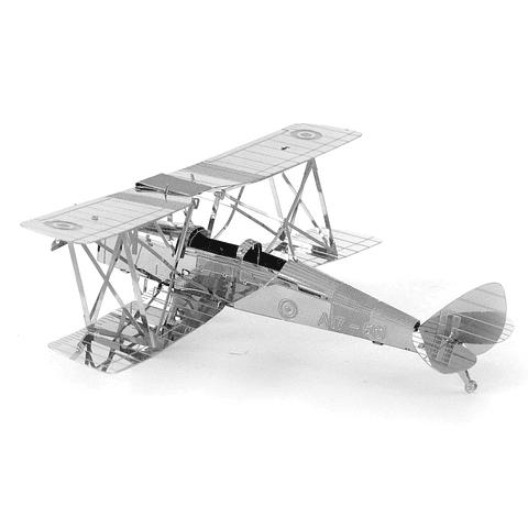Avión De Havilland Tiger Moth
