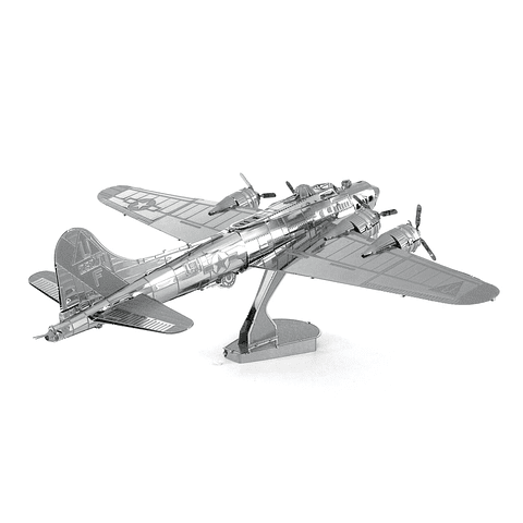 Avión B-17 Fortaleza
