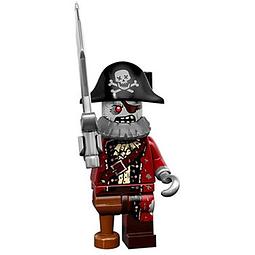 Pirata Zombie Serie 14