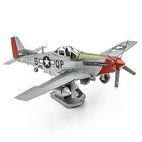 Avión P-51D Mustang Sweet Arlene