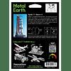 Apolo Saturno V con torre de lanzamiento
