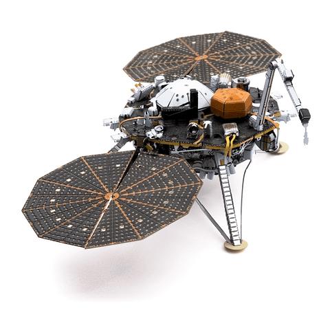 Nave de la Misión Insight Mars Lander