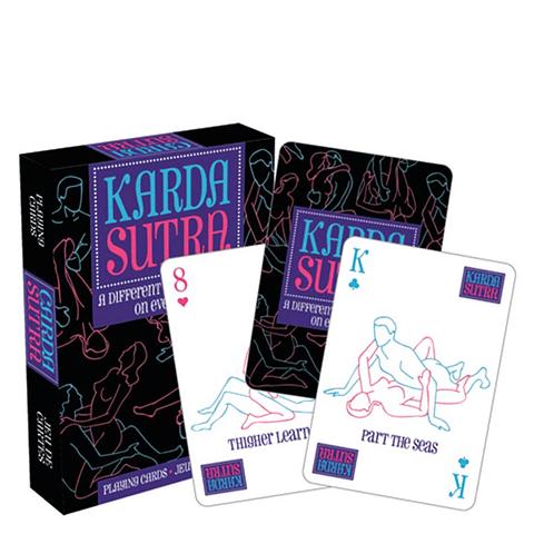 Juego de Cartas Karda Sutra