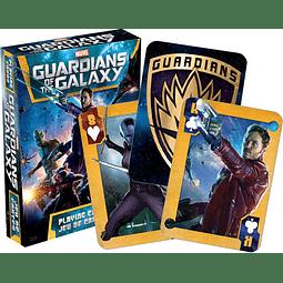 Juego de Cartas Guardianes de la Galaxia