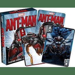 Juego de Cartas de Ant Man
