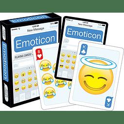 Juego de Cartas de Emoji
