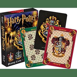 Juego de Cartas de Casas de Harry Potter