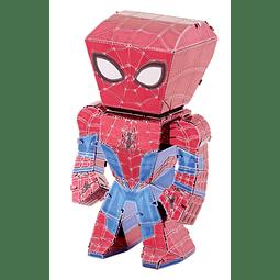 Modelo Caricatura del Hombre Araña