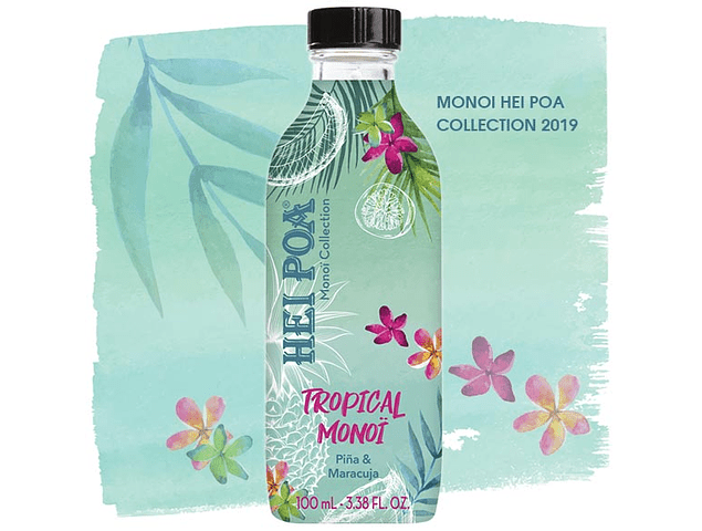 Hei Poa Tropical Monoï Collection 2019