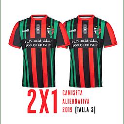 Camiseta Alternativa 2019 Adulto 2x1
