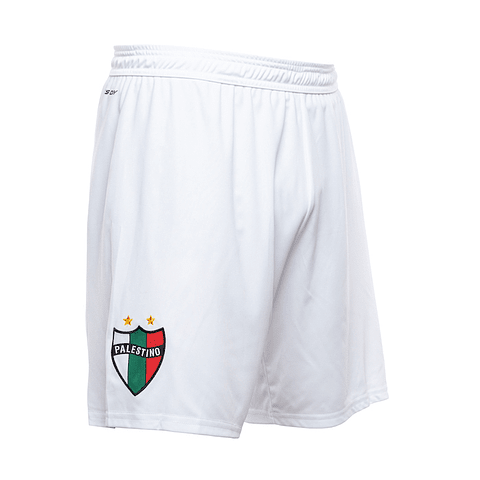 SHORT DE PARTIDO BLANCO 2021 ADULTO
