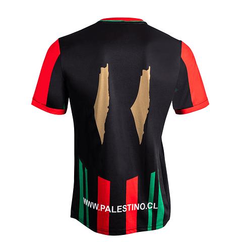 Camiseta Histórica Negra 2019 Adulto