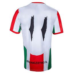 Camiseta Histórica Blanca 2019 Niño
