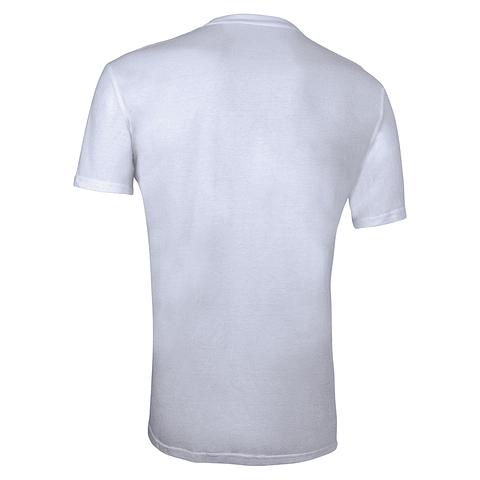 Camel T-Shirt - White