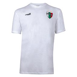 Map T-Shirt - White