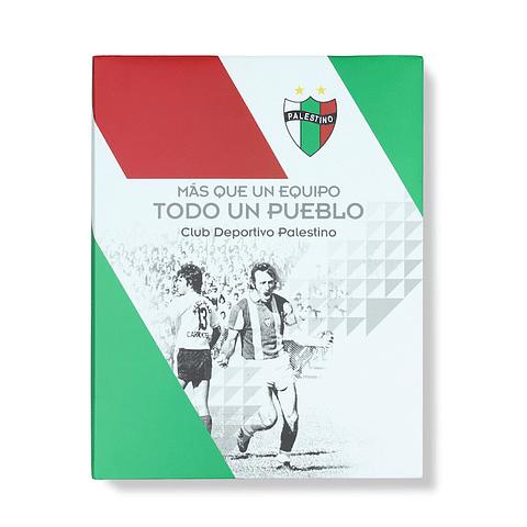Libro Histórico Club Deportivo Palestino