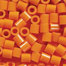 500 Perler naranjo