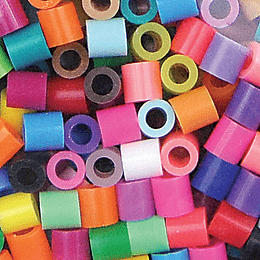 6000 Perler mix multicolor