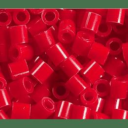 1000 Perler Mini Rojo