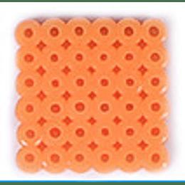 1000 Artkal mini Naranjo C04