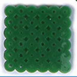 1000 Artkal mini Verde Oscuro C123
