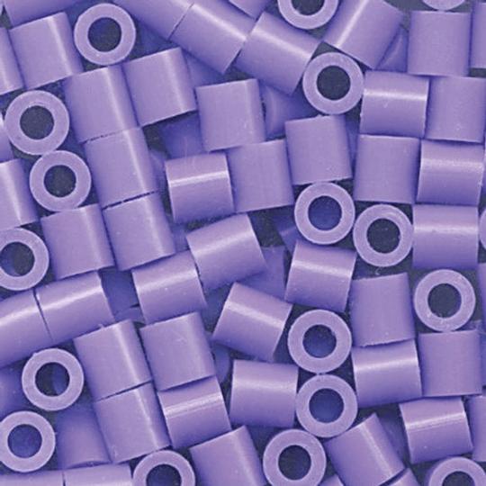 1000 Perler Mini Lavanda Pastel