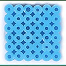 1000 Artkal mini Azul Pastel C38