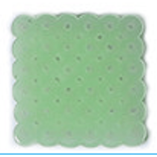 2000 Artkal mini Fosforescente Verde CG6
