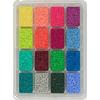 Bandeja Perler Mini Colores Tropicales