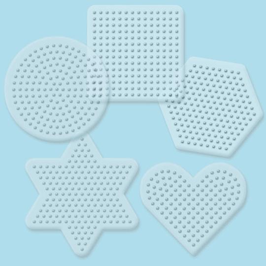 Bases pequeñas (5 formas)